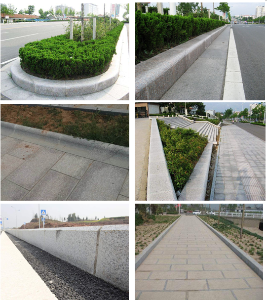 Curbstone Application